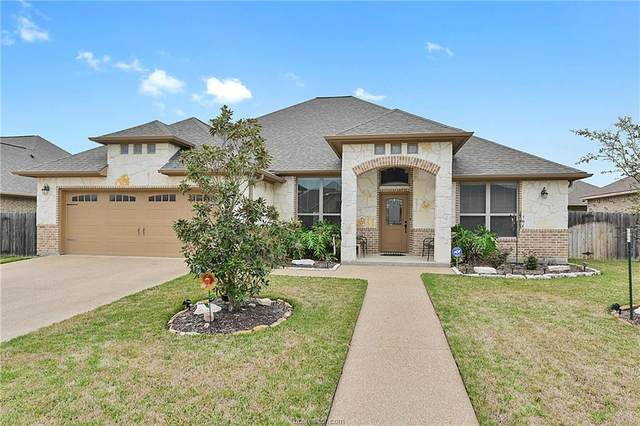 3021 Archer Circle, Bryan, TX 77808 (MLS #20004668) :: Cherry Ruffino Team