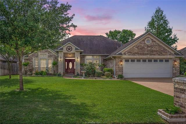 310 Agate Drive, College Station, TX 77845 (MLS #20004724) :: The Lester Group