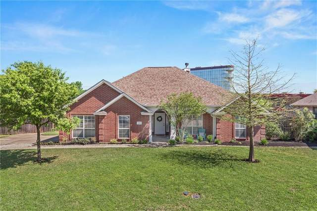 3101 Pleasant Forest Drive, College Station, TX 77845 (MLS #20005091) :: Cherry Ruffino Team