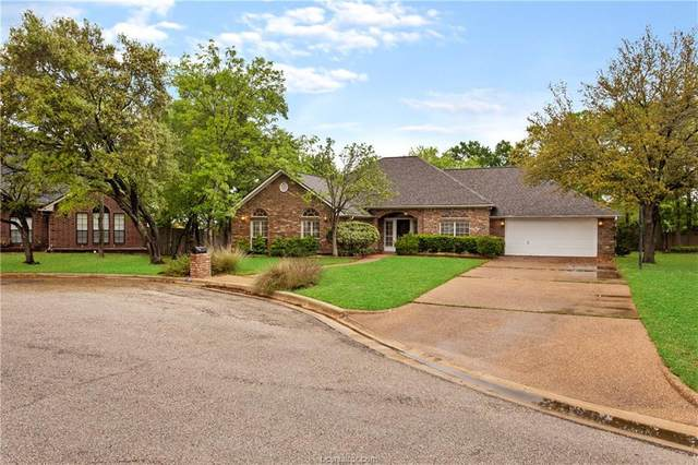 1001 Oakhaven, College Station, TX 77840 (MLS #20005154) :: NextHome Realty Solutions BCS