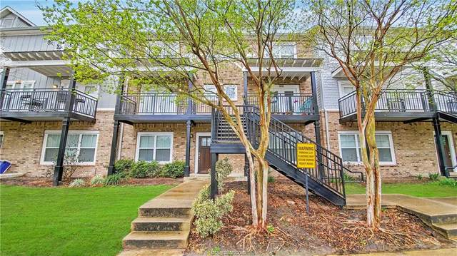 1725 Harvey Mitchell Parkway #624, College Station, TX 77840 (MLS #20005524) :: Cherry Ruffino Team