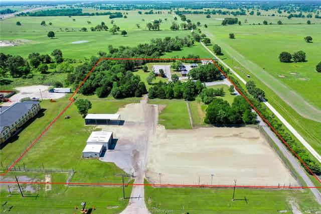 3525 Highway 21, Madisonville, TX 77864 (MLS #20005550) :: Treehouse Real Estate