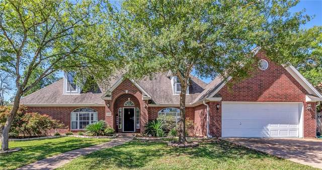 1104 Oakhaven Circle, College Station, TX 77840 (MLS #20005948) :: Treehouse Real Estate