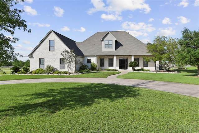 9925 Hunters Way, College Station, TX 77845 (MLS #20006081) :: RE/MAX 20/20