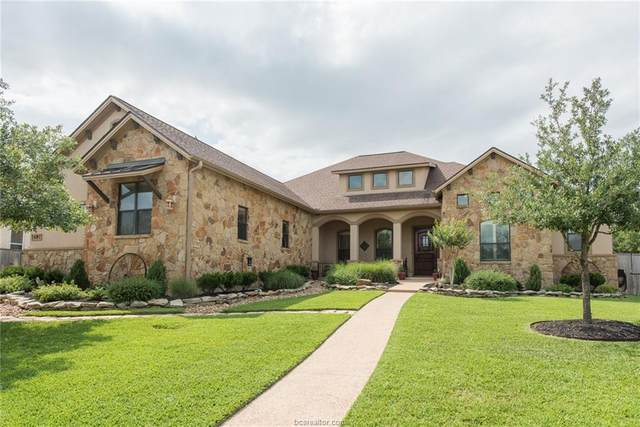 5407 Saint Andrews Drive, College Station, TX 77845 (MLS #20008451) :: Treehouse Real Estate