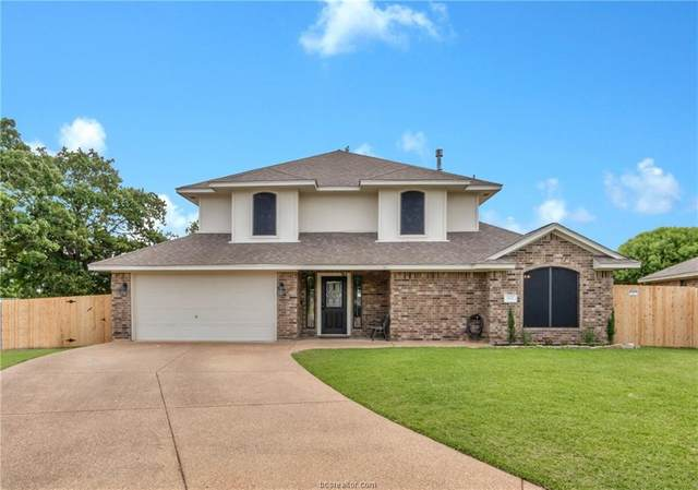 1112 Pamplin Court, College Station, TX 77845 (MLS #20008543) :: RE/MAX 20/20