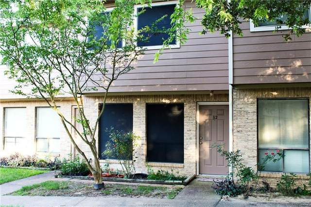 2807 Wildflower Drive #32, Bryan, TX 77802 (MLS #20008545) :: Chapman Properties Group