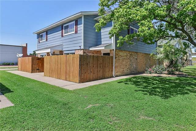 1807 Treehouse Trail A, College Station, TX 77845 (MLS #20008548) :: The Lester Group