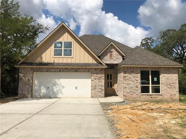 1743 Blanco Bend Drive, College Station, TX 77845 (MLS #20008621) :: Chapman Properties Group