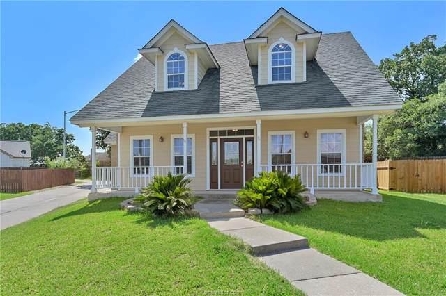 2110 Miana Court, Bryan, TX 77807 (MLS #20008697) :: Chapman Properties Group