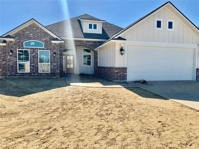 4104 Caney Creek Court, College Station, TX 77845 (MLS #20008718) :: Chapman Properties Group