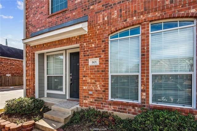 1001 Krenek Tap Road #801, College Station, TX 77840 (MLS #20008739) :: Treehouse Real Estate