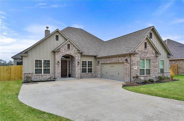 3340 Covington Court, Bryan, TX 77808 (MLS #20008864) :: Treehouse Real Estate