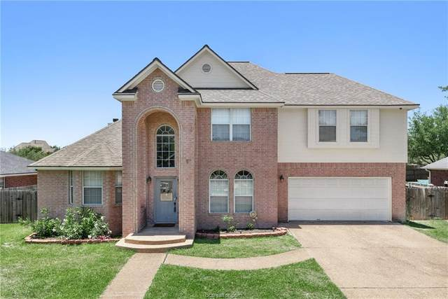 4706 Tiffany Park Circle, Bryan, TX 77802 (MLS #20008865) :: Chapman Properties Group