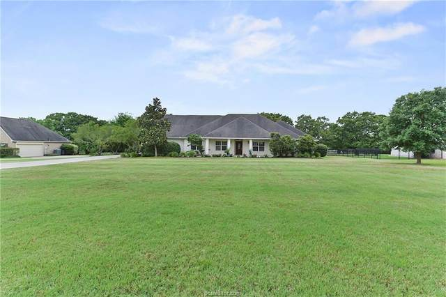 5802 Easterling Drive, Bryan, TX 77808 (MLS #20008894) :: NextHome Realty Solutions BCS