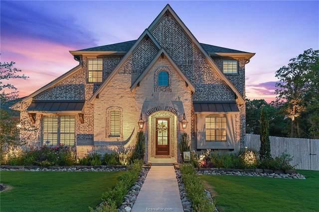 4904 Fallen Oak Cove, College Station, TX 77845 (MLS #20008958) :: Chapman Properties Group