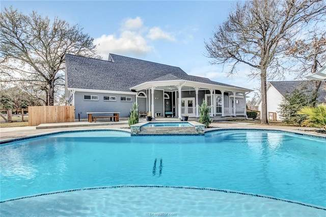 1615 Harpers Ferry Road, College Station, TX 77845 (MLS #20008998) :: Chapman Properties Group