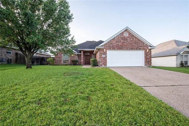 5305 Winchester Drive, Bryan, TX 77802 (MLS #20009046) :: Treehouse Real Estate