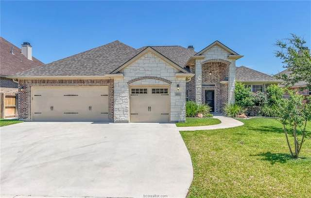4107 Wild Creek Court, College Station, TX 77845 (MLS #20009052) :: Treehouse Real Estate
