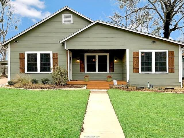 1140 E Wm J Bryan Parkway, Bryan, TX 77803 (MLS #20009210) :: Chapman Properties Group