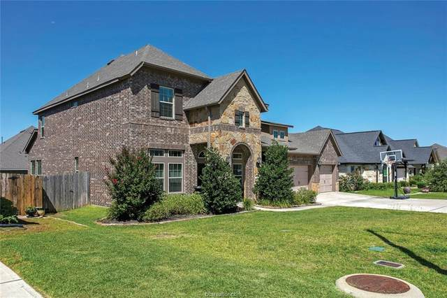 4314 Norwich Drive, College Station, TX 77845 (MLS #20010609) :: The Lester Group