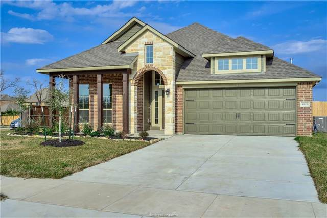 4103 Briles Court, College Station, TX 77845 (MLS #20010750) :: Treehouse Real Estate