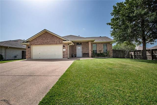 809 Turtle Dove Trail, College Station, TX 77845 (#20010882) :: First Texas Brokerage Company