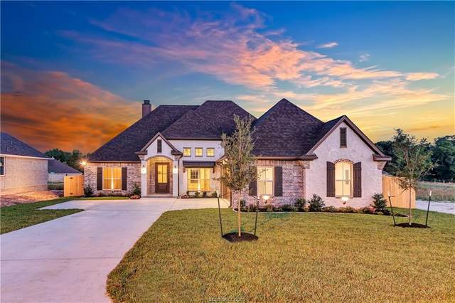 1400 Crystal Lane, College Station, TX 77845 (MLS #20011028) :: Chapman Properties Group