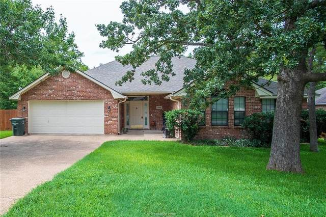 2541 Manchester Drive, Bryan, TX 77802 (MLS #20011154) :: NextHome Realty Solutions BCS