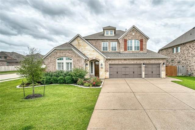 2601 Belliser Court, College Station, TX 77845 (MLS #20011205) :: Treehouse Real Estate