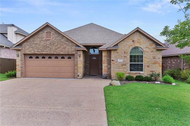 4279 Rock Bend Drive, College Station, TX 77845 (#20011289) :: First Texas Brokerage Company