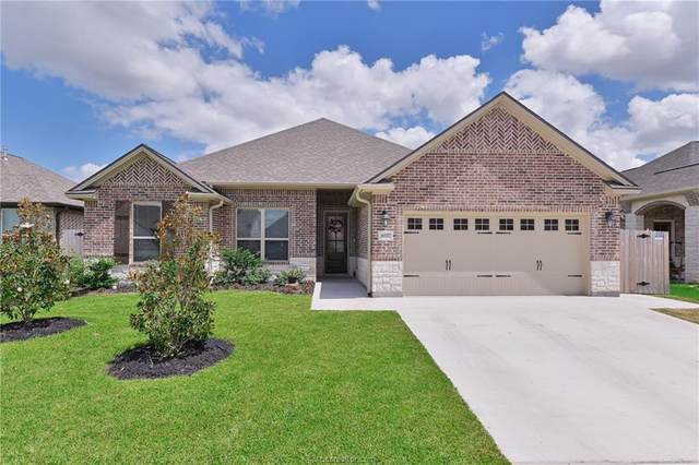 4007 Lodge Creek Court, College Station, TX 77845 (MLS #20012329) :: The Lester Group