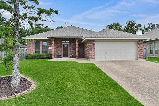 1105 Bracey Court, College Station, TX 77845 (MLS #20012368) :: Treehouse Real Estate