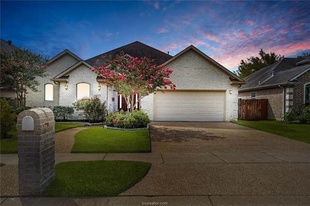 2415 Norham Drive, College Station, TX 77845 (MLS #20012393) :: NextHome Realty Solutions BCS