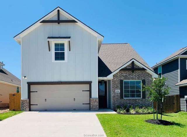 2516 Cordova Ridge Court, College Station, TX 77845 (MLS #20012436) :: Treehouse Real Estate