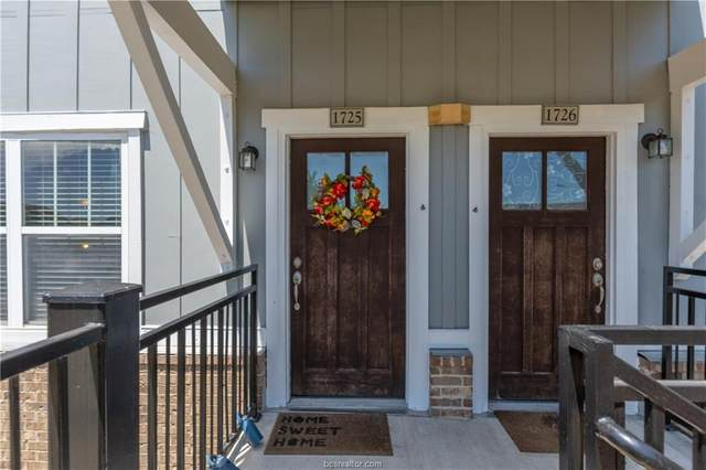 1725 Harvey Mitchell Parkway #1725, College Station, TX 77840 (MLS #20012519) :: Treehouse Real Estate