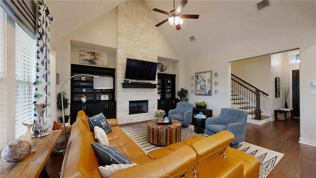 2603 Kinnersley Court, College Station, TX 77845 (MLS #20012530) :: The Lester Group