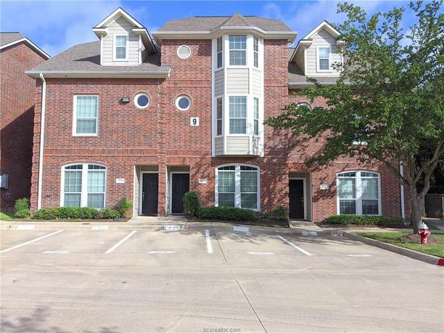 305 Holleman Drive #902, College Station, TX 77840 (MLS #20012668) :: BCS Dream Homes