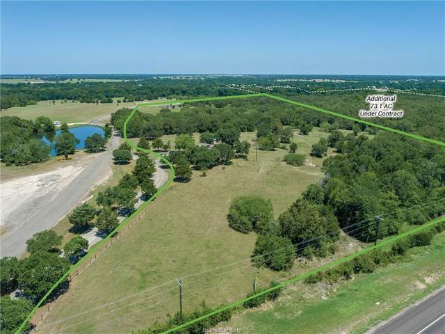 7359 E Sh-21, Bryan, TX 77808 (MLS #20012754) :: Chapman Properties Group