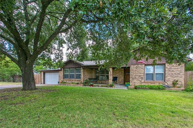 1410 E 29th Street, Bryan, TX 77802 (MLS #20013087) :: Cherry Ruffino Team