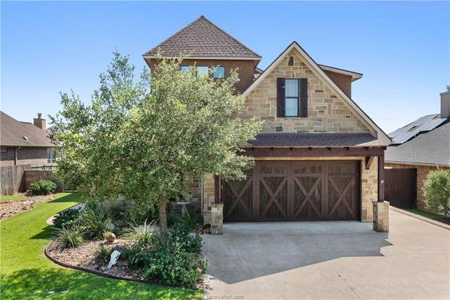 2440 Stone Castle Circle, College Station, TX 77845 (MLS #20013636) :: NextHome Realty Solutions BCS