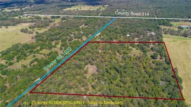 (+/- 25 acres) Private Road 1022, Milano, TX 76556 (MLS #20013952) :: Chapman Properties Group