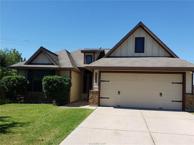 2730 Silver Oak Drive, College Station, TX 77845 (MLS #20014166) :: NextHome Realty Solutions BCS