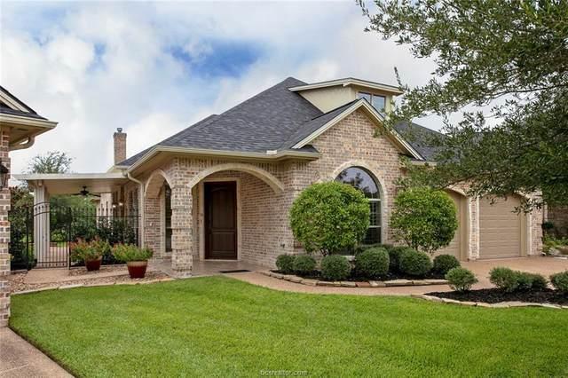 3805 Park Village Court, Bryan, TX 77802 (MLS #20014517) :: Treehouse Real Estate