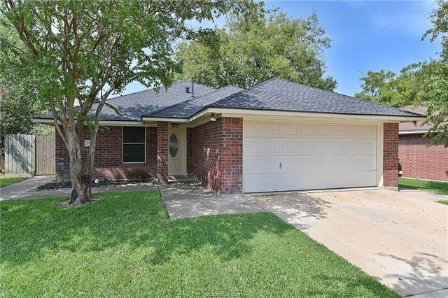 2509 Bexar Grass Court, Bryan, TX 77802 (MLS #20014687) :: BCS Dream Homes