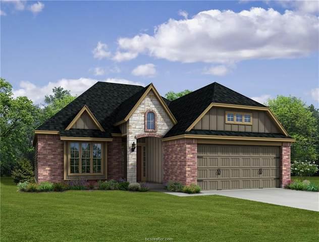 6312 Eldora Drive, College Station, TX 77845 (MLS #20014861) :: NextHome Realty Solutions BCS