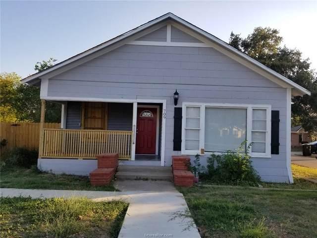 709 W 18th Street, Bryan, TX 77803 (#20015092) :: First Texas Brokerage Company