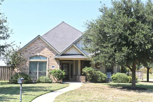 3900 Devrne Drive, College Station, TX 77845 (MLS #20016390) :: NextHome Realty Solutions BCS