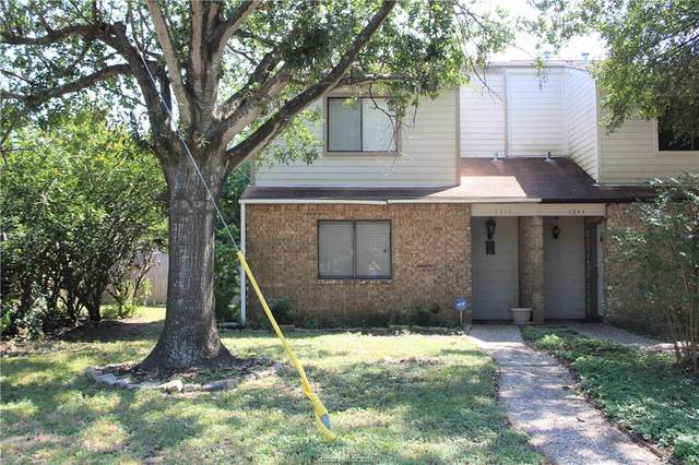 1346 Airline Drive, College Station, TX 77845 (MLS #20016449) :: Cherry Ruffino Team
