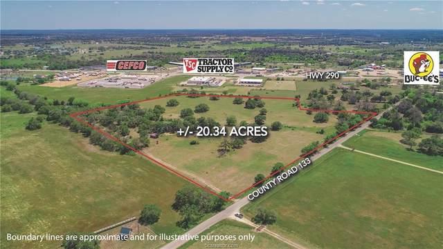 TBD (20.34 Ac) Cr 133, Giddings, TX 78942 (MLS #20016572) :: Treehouse Real Estate